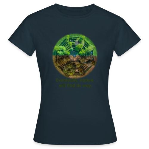Our Future - Frauen T-Shirt
