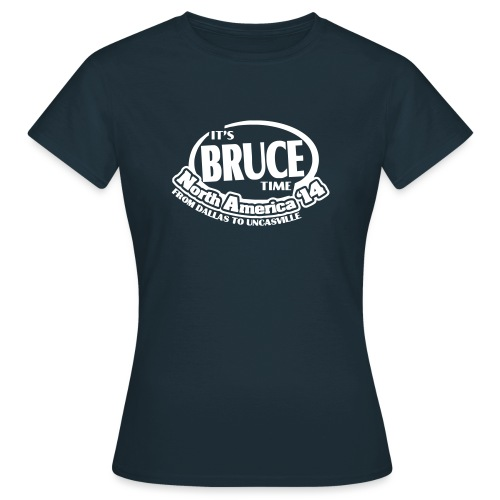 North America 2014 - Frauen T-Shirt