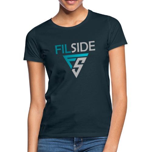 Filside Logo Light - Frauen T-Shirt