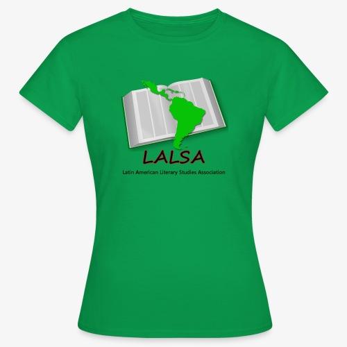 LALSA Dark Lettering - Women's T-Shirt