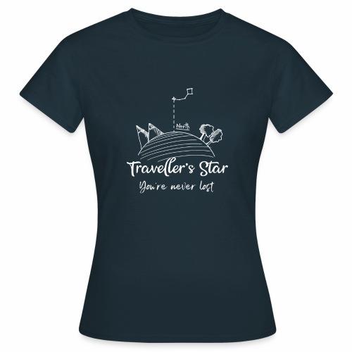 travel's star - T-shirt Femme