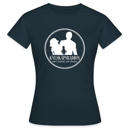 Logga helvit - T-shirt dam
