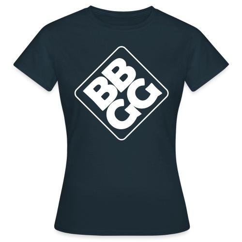 BBGG Double White - Women's T-Shirt