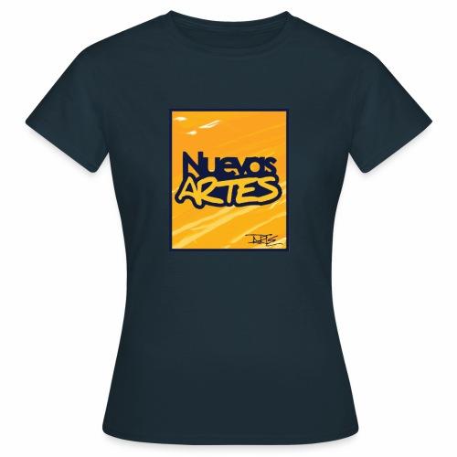 Nuevas Artes - Camiseta mujer