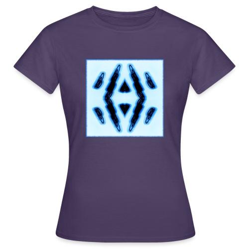 Lichtertanz #3 - Frauen T-Shirt