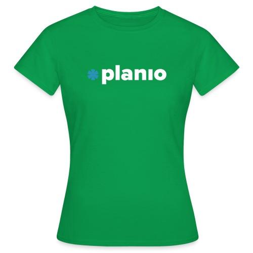 Planio Logo - Frauen T-Shirt