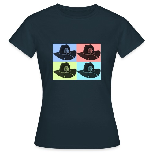 cuatro rick - Camiseta mujer