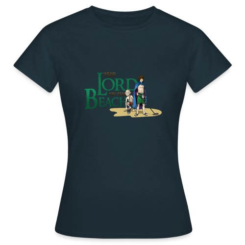 The Lord of the Beach - Camiseta mujer