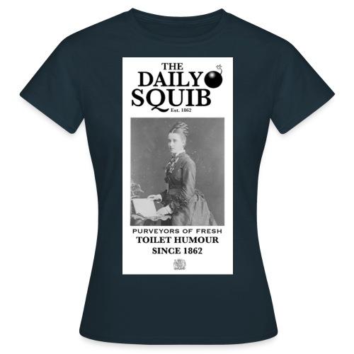 squibtoilet2000wome - Women's T-Shirt