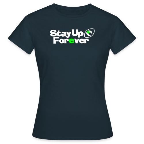 stayupforever small vector - Women's T-Shirt