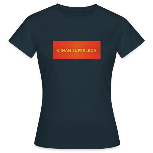 Kiinan Superliga - Women's T-Shirt
