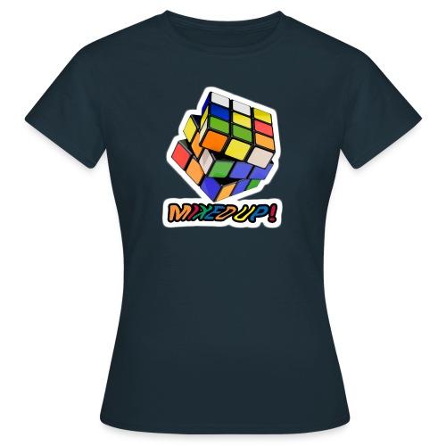 Rubik's Mixed Up! - T-shirt dam