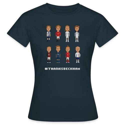 A football career DB7 - Women's T-Shirt