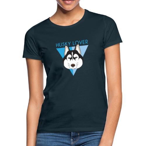 Husky - Blue - Maglietta da donna