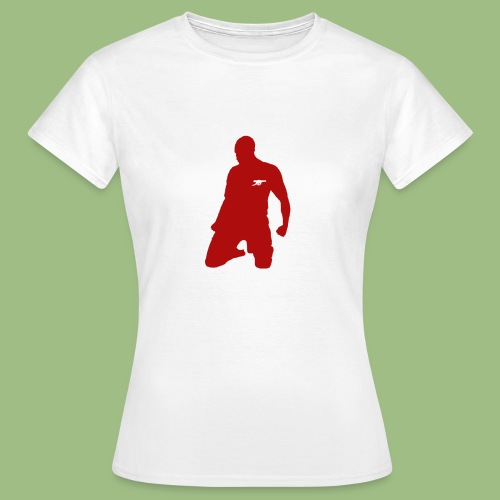 Thierry Henry skal - T-shirt dam