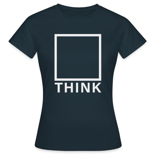 Think Box - Frauen T-Shirt