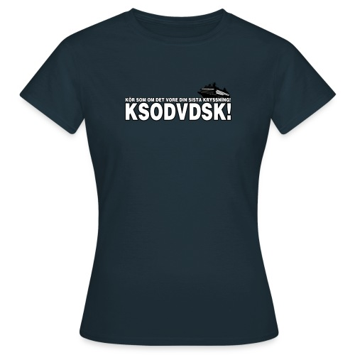 ksodvdsk2 - T-shirt dam