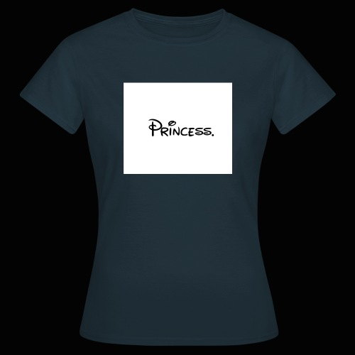 Princess. - Women's T-Shirt