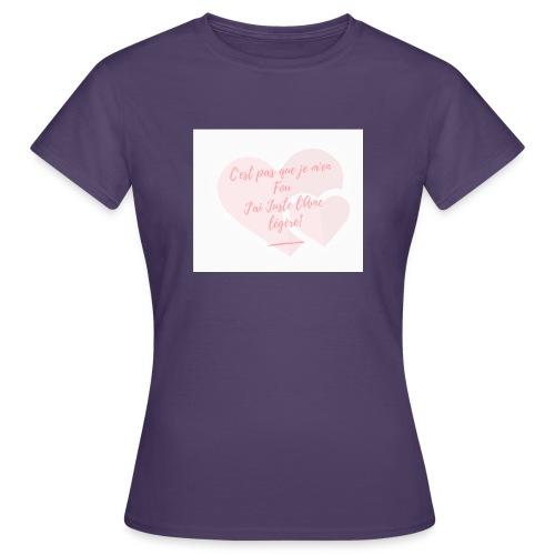 Légèreté - T-shirt Femme