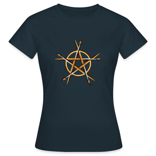 PAGAN PAINTER - Women's T-Shirt