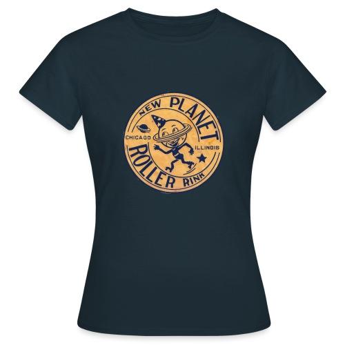 New Planet - T-shirt Femme