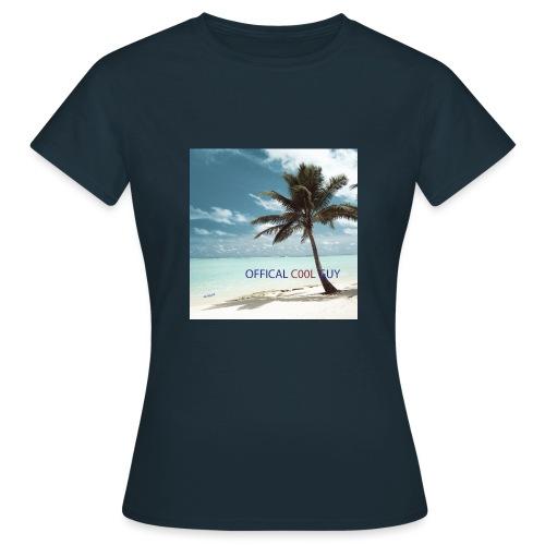 C00L GUY Merch - Vrouwen T-shirt