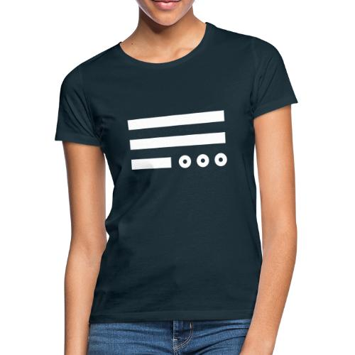 The Day He Is Out Of Office Flag - Frauen T-Shirt