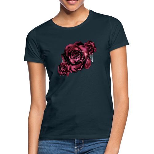 Rose Guardian Small - T-skjorte for kvinner