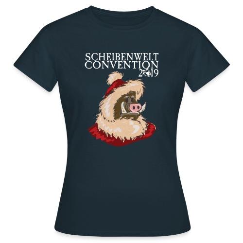 Scheibenwelt Convention 2019 - Schneevater - Frauen T-Shirt