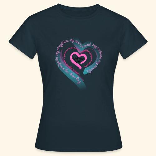 Corazón Ajeno - Camiseta mujer
