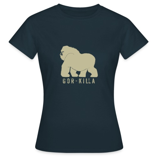 Gor-Killa - Maglietta da donna