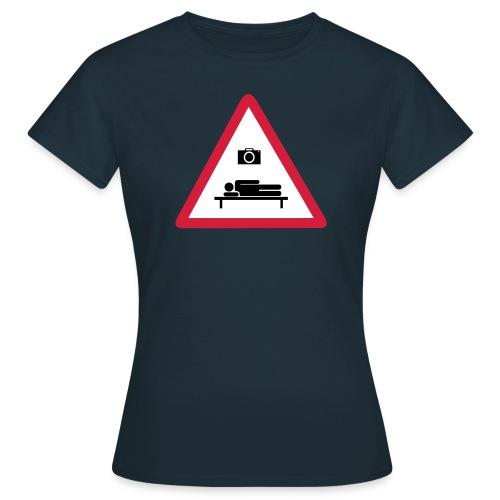 Heilbronn schläft Logo - Frauen T-Shirt