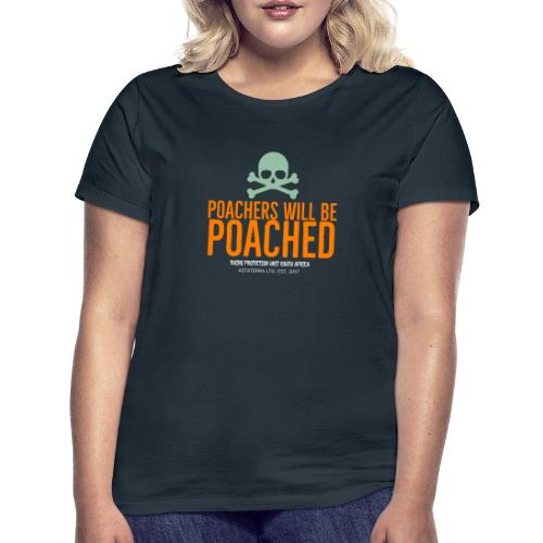 Astaterra - Poachers - Frauen T-Shirt