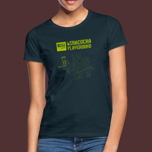 Wiracocha Playground by Deïmian - T-shirt Femme