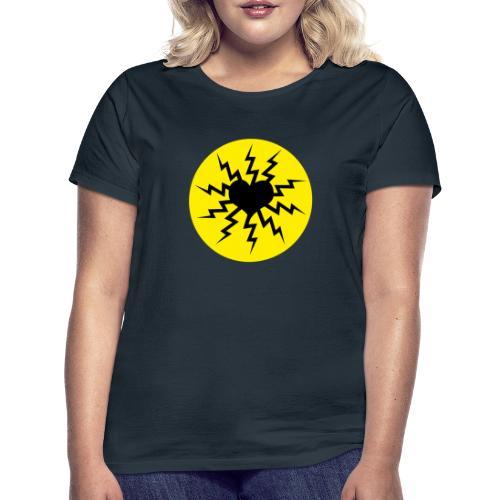 Herzlogo frei - Frauen T-Shirt