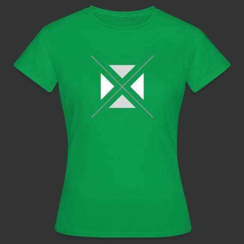 hipster triangles - Women's T-Shirt