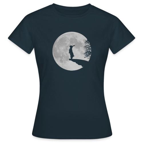 rabbit_wolf-png - Women's T-Shirt