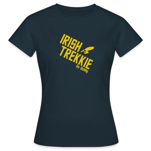 Go Boldy 2 - Women's T-Shirt