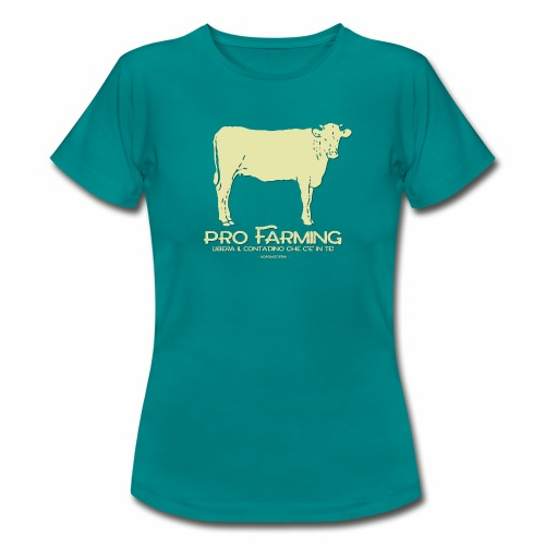 PRO Farming - Maglietta da donna