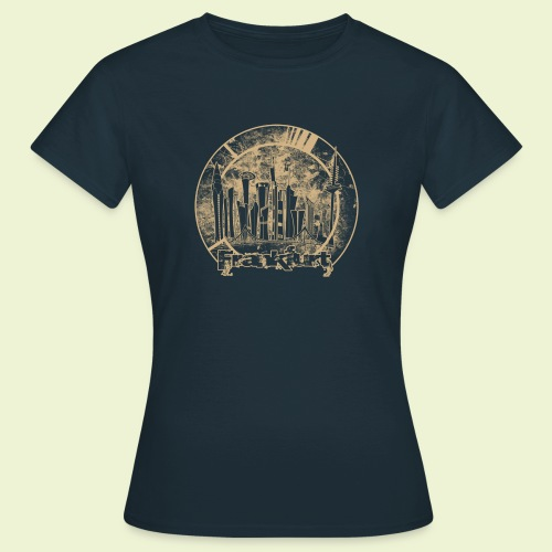 FFM Skyline R - Frauen T-Shirt