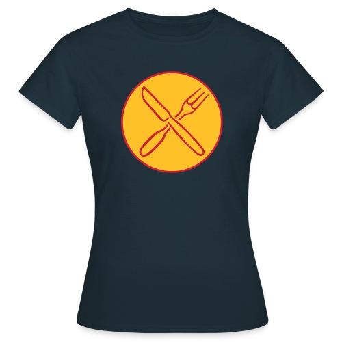 essen - Frauen T-Shirt