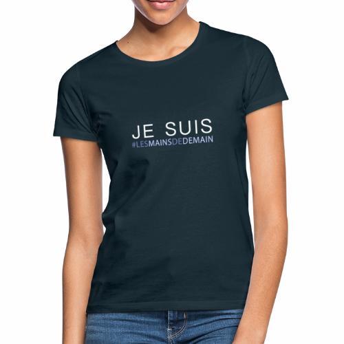 Les Mains de Demain - T-shirt Femme