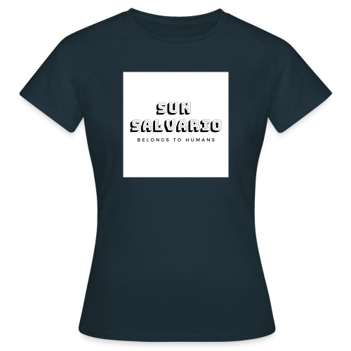 SUN SALVARIO - Maglietta da donna