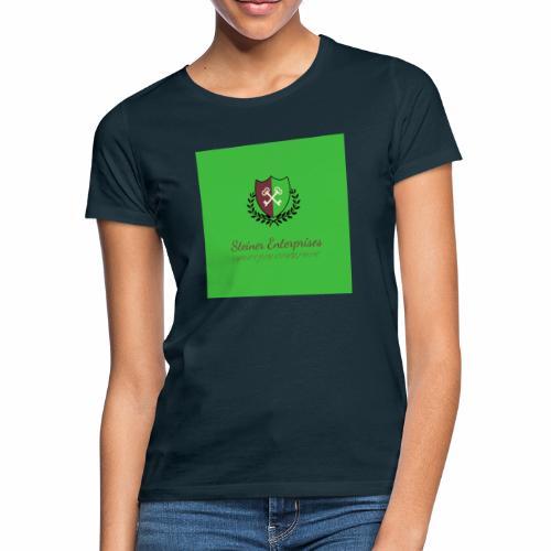 STEINER ENTERPRISES - Frauen T-Shirt
