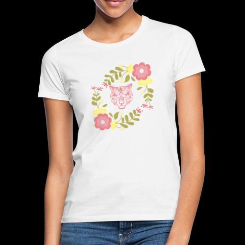 Tee-shirt TIGRE - T-shirt Femme