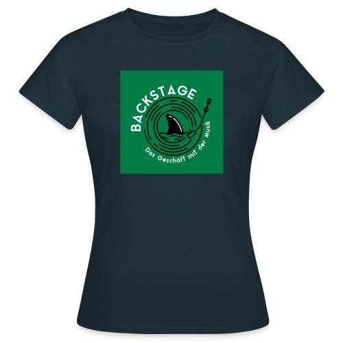 Backstage - Das Geschäft mit der Musik - Frauen T-Shirt