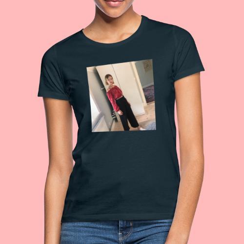 Ellen red - T-shirt dam