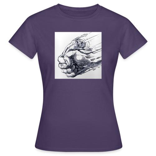 Under Pressure - Frauen T-Shirt