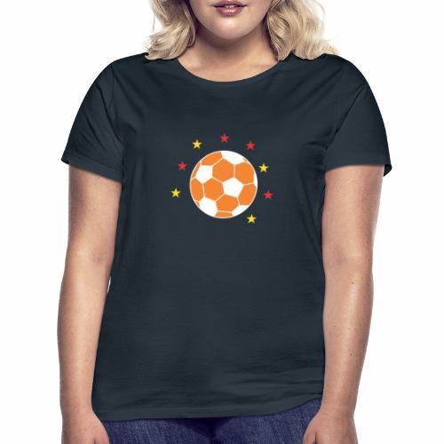 Ball Star - Frauen T-Shirt