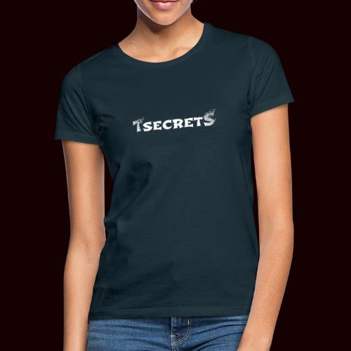 TsecretS white - Frauen T-Shirt